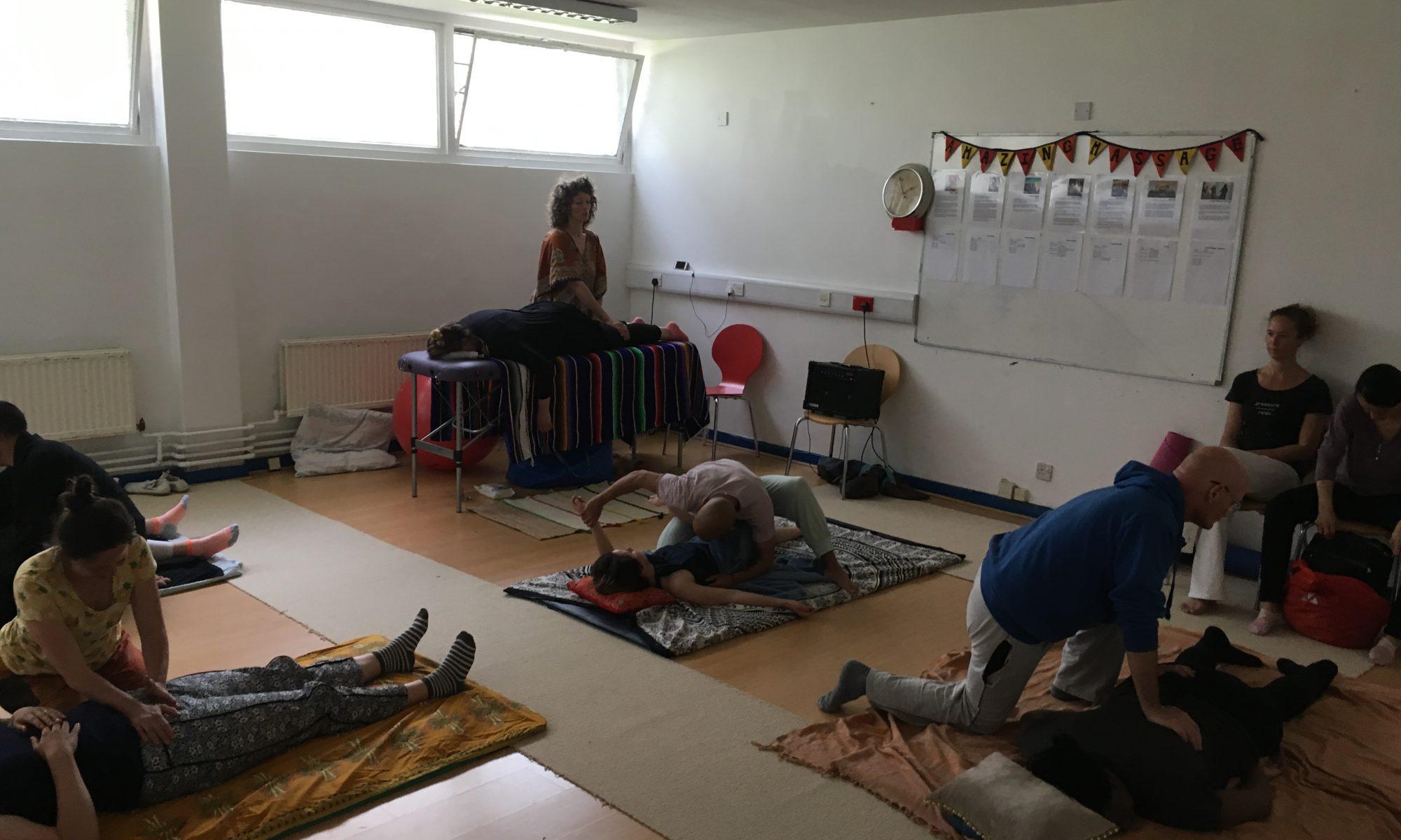 massage shala